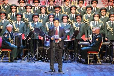 驻俄罗斯大使张汉晖出席庆祝中国共产党成立100周年暨《中俄睦邻友好合作条约》签署20周年专场音乐会 – 俄罗斯新闻插图-小狮座俄罗斯留学