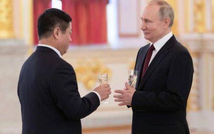 驻俄罗斯大使张汉晖接受俄国际文传电讯社采访 – 俄罗斯新闻缩略图