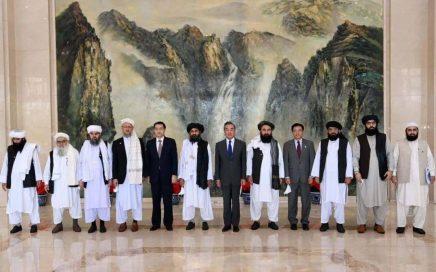 阿富汗塔利班访问俄罗斯莫斯科和中国北京并与两国官员会晤缩略图