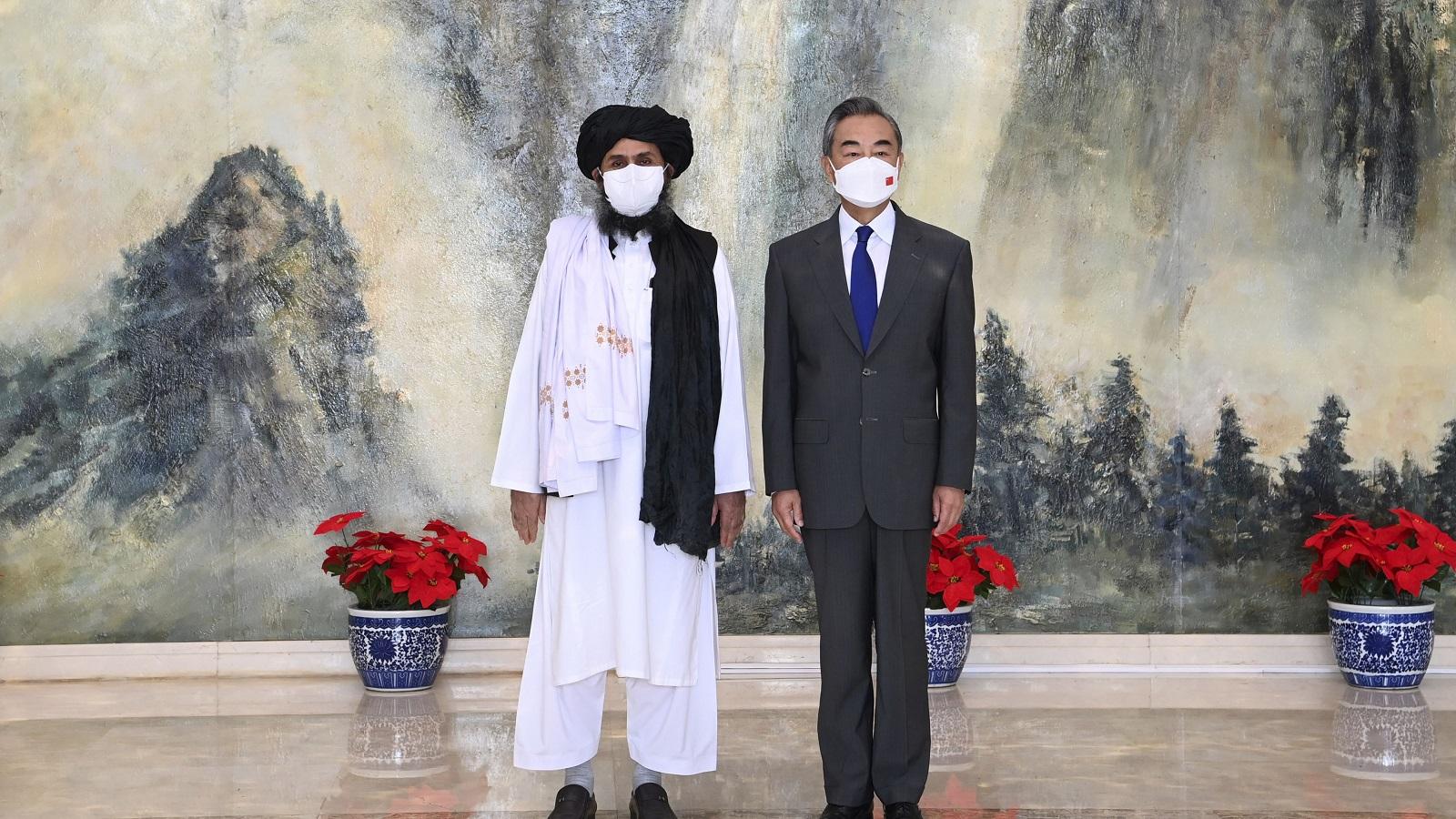 阿富汗塔利班访问俄罗斯莫斯科和中国北京并与两国官员会晤插图14-小狮座俄罗斯留学