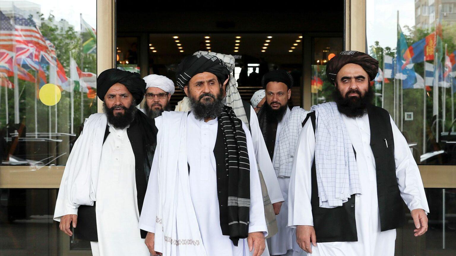 阿富汗塔利班访问俄罗斯莫斯科和中国北京并与两国官员会晤插图15-小狮座俄罗斯留学