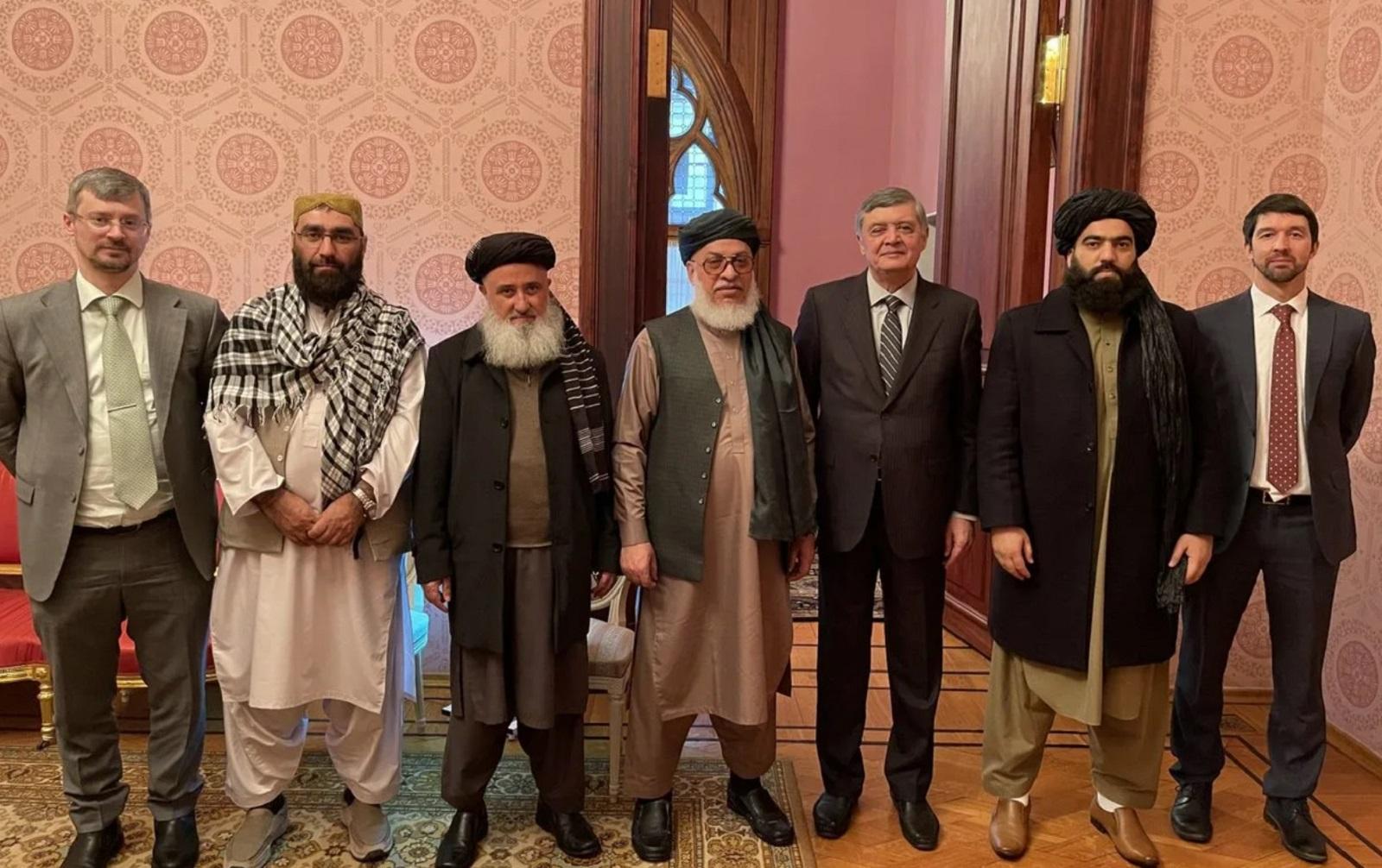 阿富汗塔利班访问俄罗斯莫斯科和中国北京并与两国官员会晤插图17-小狮座俄罗斯留学