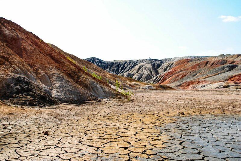 """乌拉尔地区的""""火星沙漠""""让人仿佛置身于火星!插图2-小狮座俄罗斯留学"""