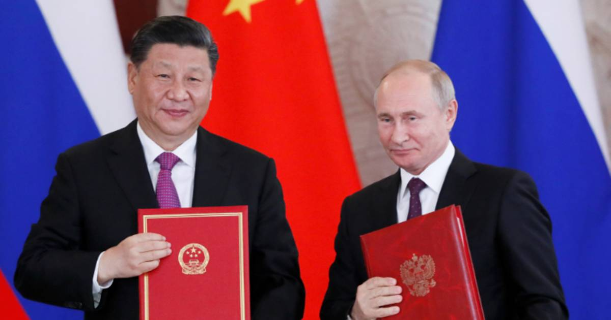 """""""永远和平带"""":中俄战略联盟如何变迁插图1-小狮座俄罗斯留学"""