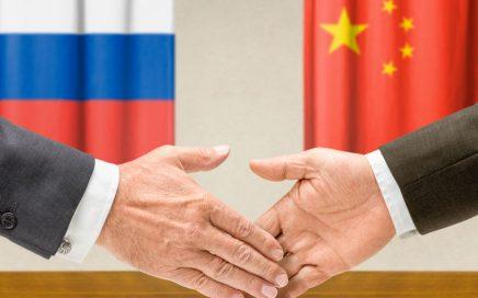 """""""永远和平带"""":中俄战略联盟如何变迁缩略图"""
