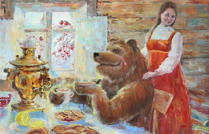 俄罗斯人对熊的喜爱从而来,为什么沙皇要禁止大家喜欢熊?插图-小狮座俄罗斯留学