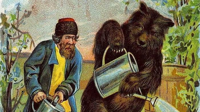 俄罗斯人对熊的喜爱从而来,为什么沙皇要禁止大家喜欢熊?插图1-小狮座俄罗斯留学