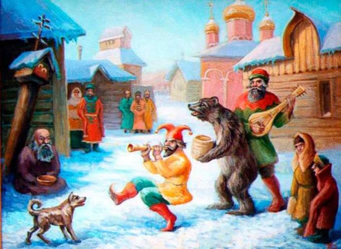 俄罗斯人对熊的喜爱从而来,为什么沙皇要禁止大家喜欢熊?插图2-小狮座俄罗斯留学