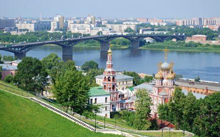 苏联的后备首都-下诺夫哥罗德市介绍缩略图