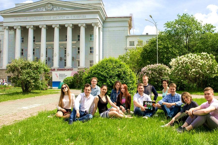 乌拉尔联邦大学留学生讲述真实的俄罗斯留学生活
