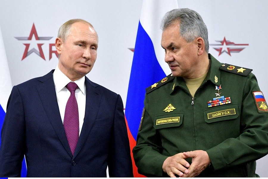 俄罗斯发布新版《国家安全战略》
