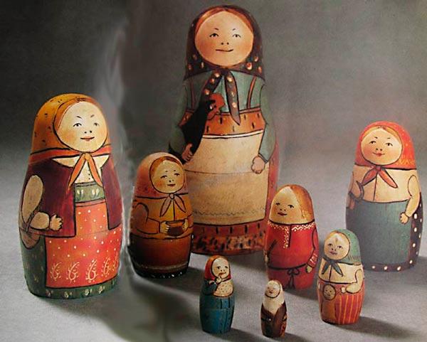 玩具总动员之来自俄罗斯的套娃插图2-小狮座俄罗斯留学