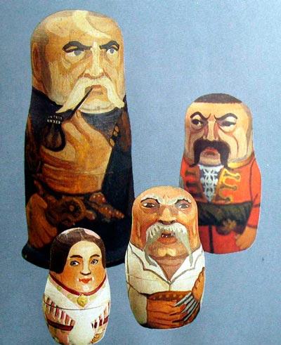 玩具总动员之来自俄罗斯的套娃插图4-小狮座俄罗斯留学