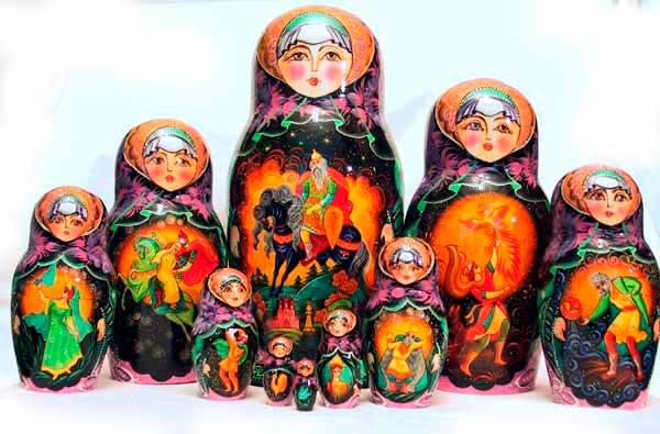 玩具总动员之来自俄罗斯的套娃插图7-小狮座俄罗斯留学