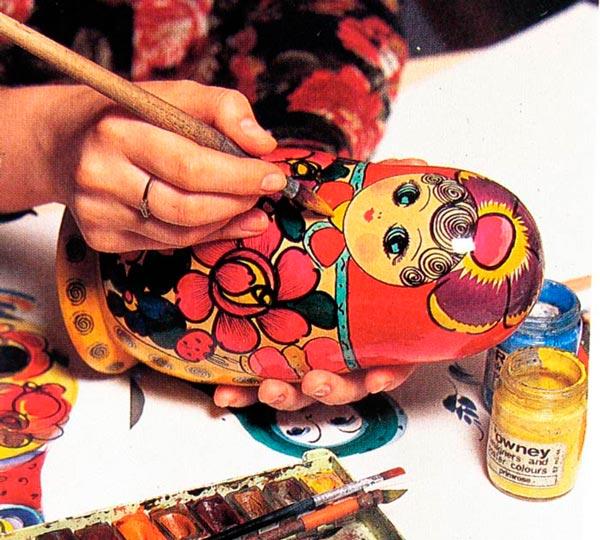 玩具总动员之来自俄罗斯的套娃插图13-小狮座俄罗斯留学