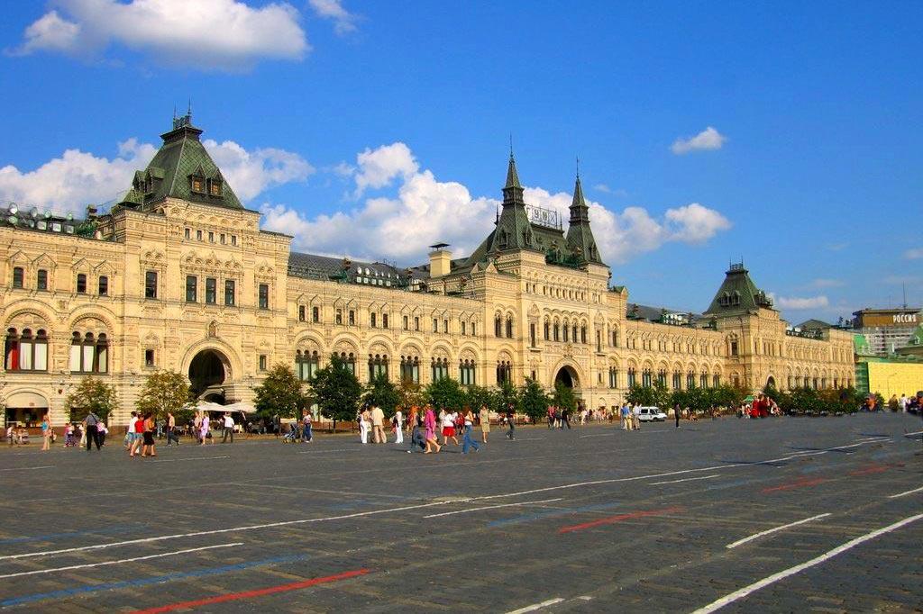 莫斯科红场 – 俄罗斯伟大和荣耀的象征插图3-小狮座俄罗斯留学