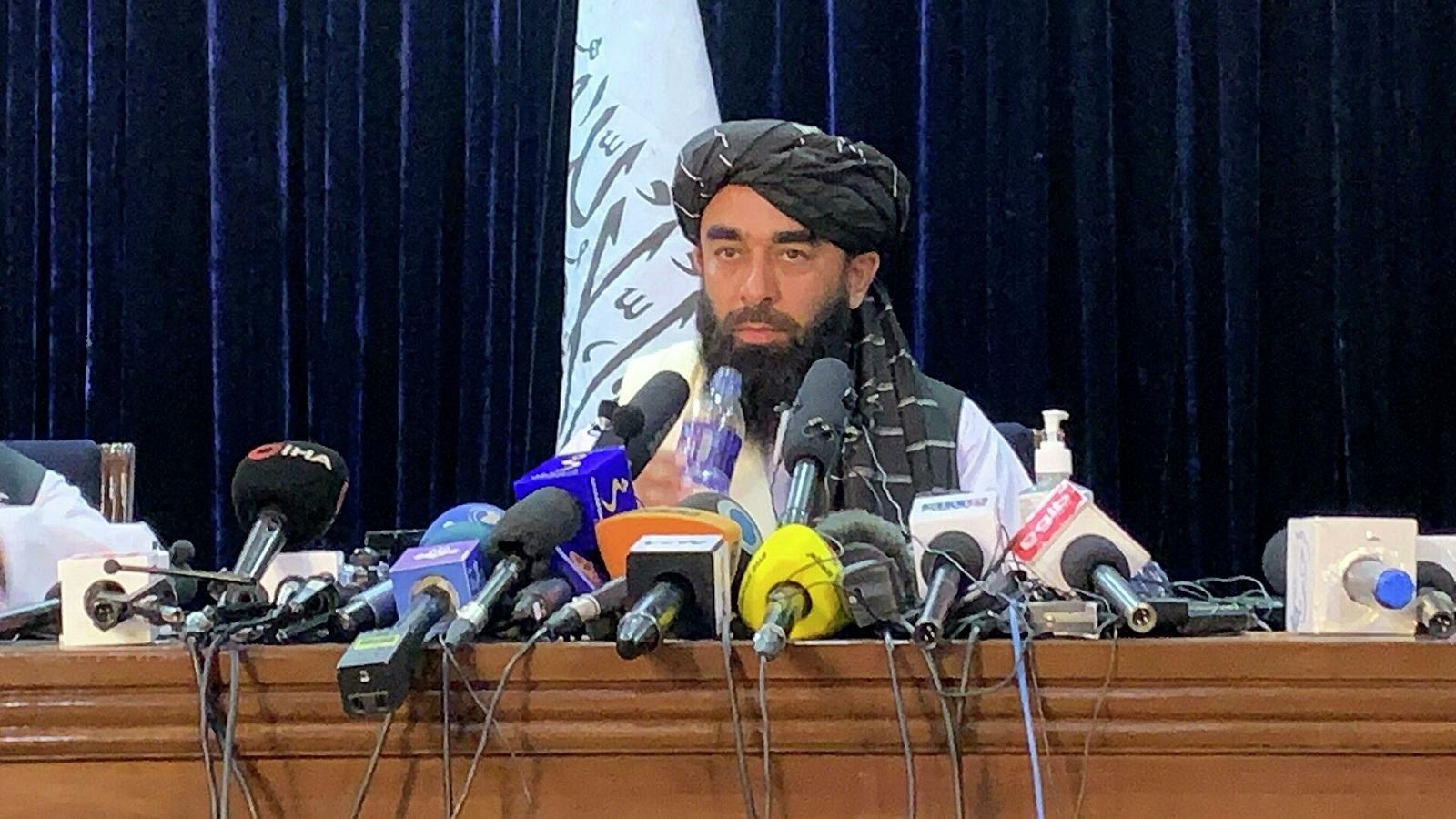 阿富汗塔利班举行首次记者会,外交部对此发表评论!插图-小狮座俄罗斯留学