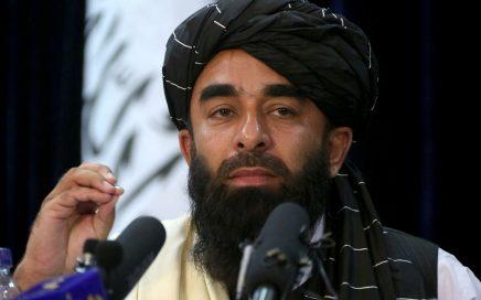 阿富汗塔利班举行首次记者会,外交部对此发表评论!缩略图