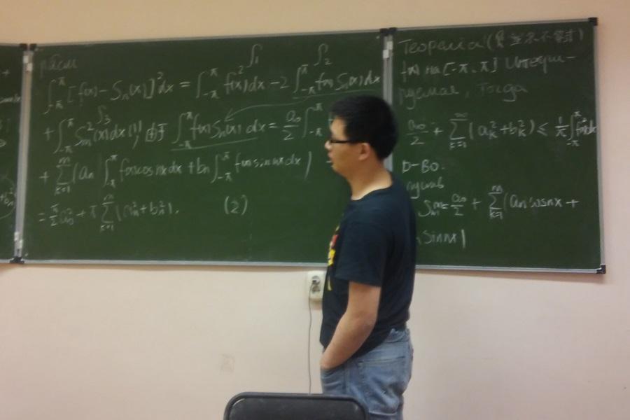 俄罗斯数学专业本科毕业需要学多少东西?