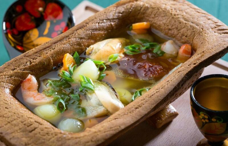 尤尔马 – 备受古代俄罗斯贵族和皇室推崇的美食