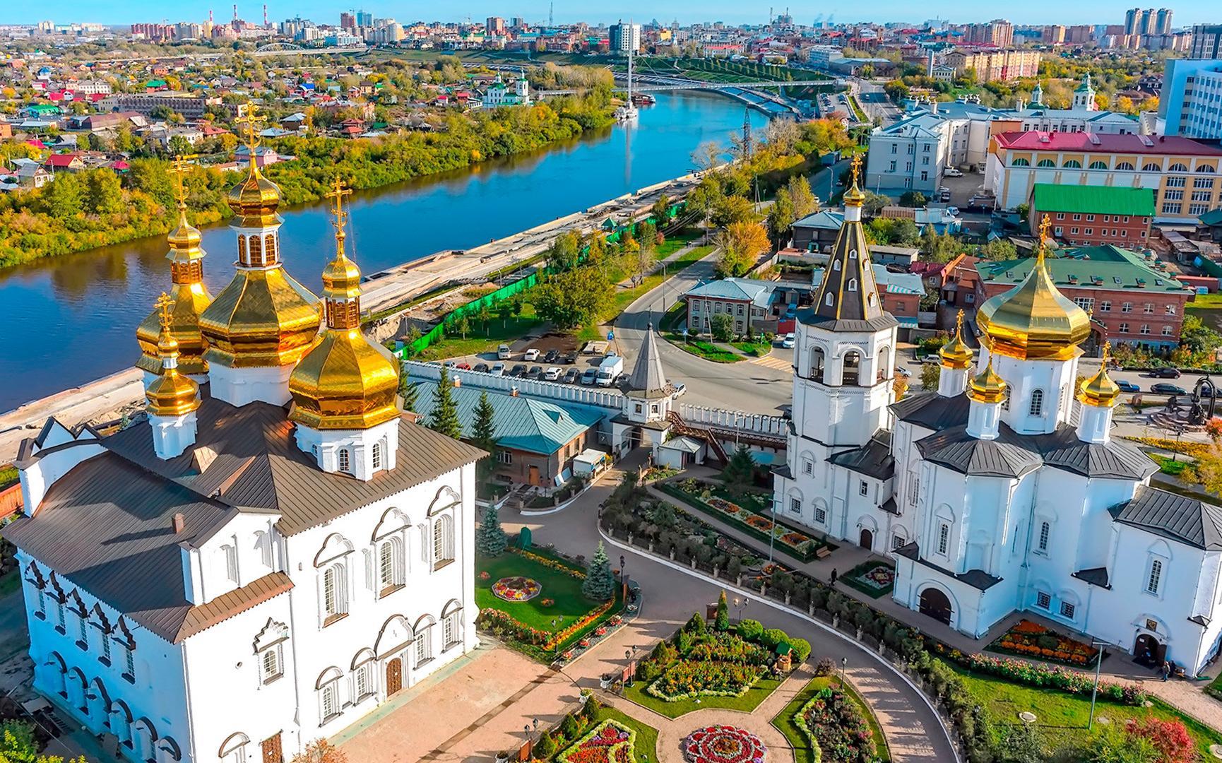 盘点2021年十大俄罗斯最富有城市插图5-小狮座俄罗斯留学
