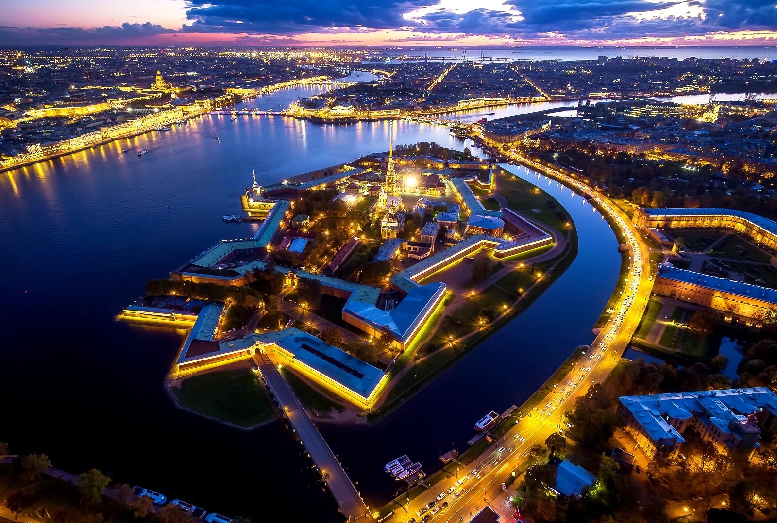 盘点2021年十大俄罗斯最富有城市