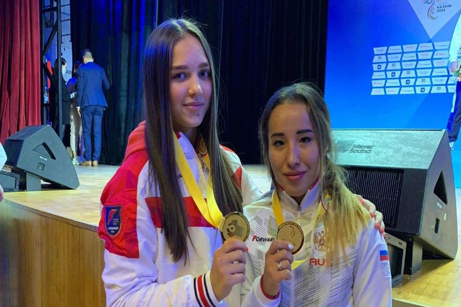 两名女大学生成为独联体运动会摔跤比赛的冠军插图-小狮座俄罗斯留学