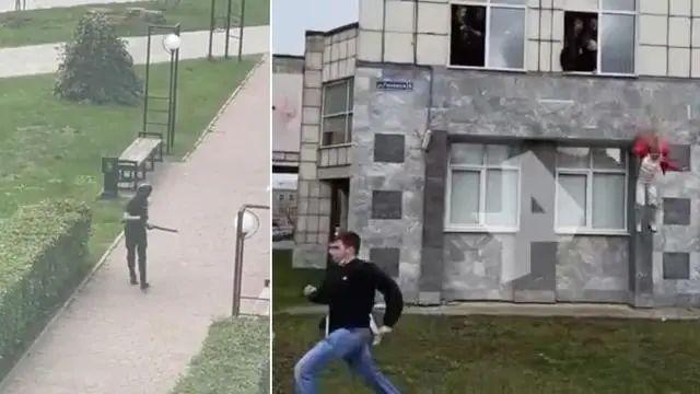 俄罗斯彼尔姆国立大学发生枪击案,死伤28人其中8人死亡插图2-小狮座俄罗斯留学
