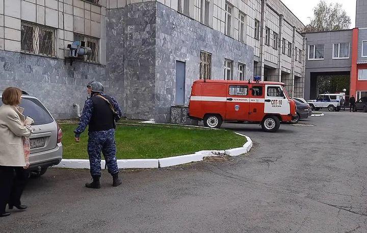俄罗斯彼尔姆国立大学发生枪击案,死伤28人其中8人死亡插图1-小狮座俄罗斯留学