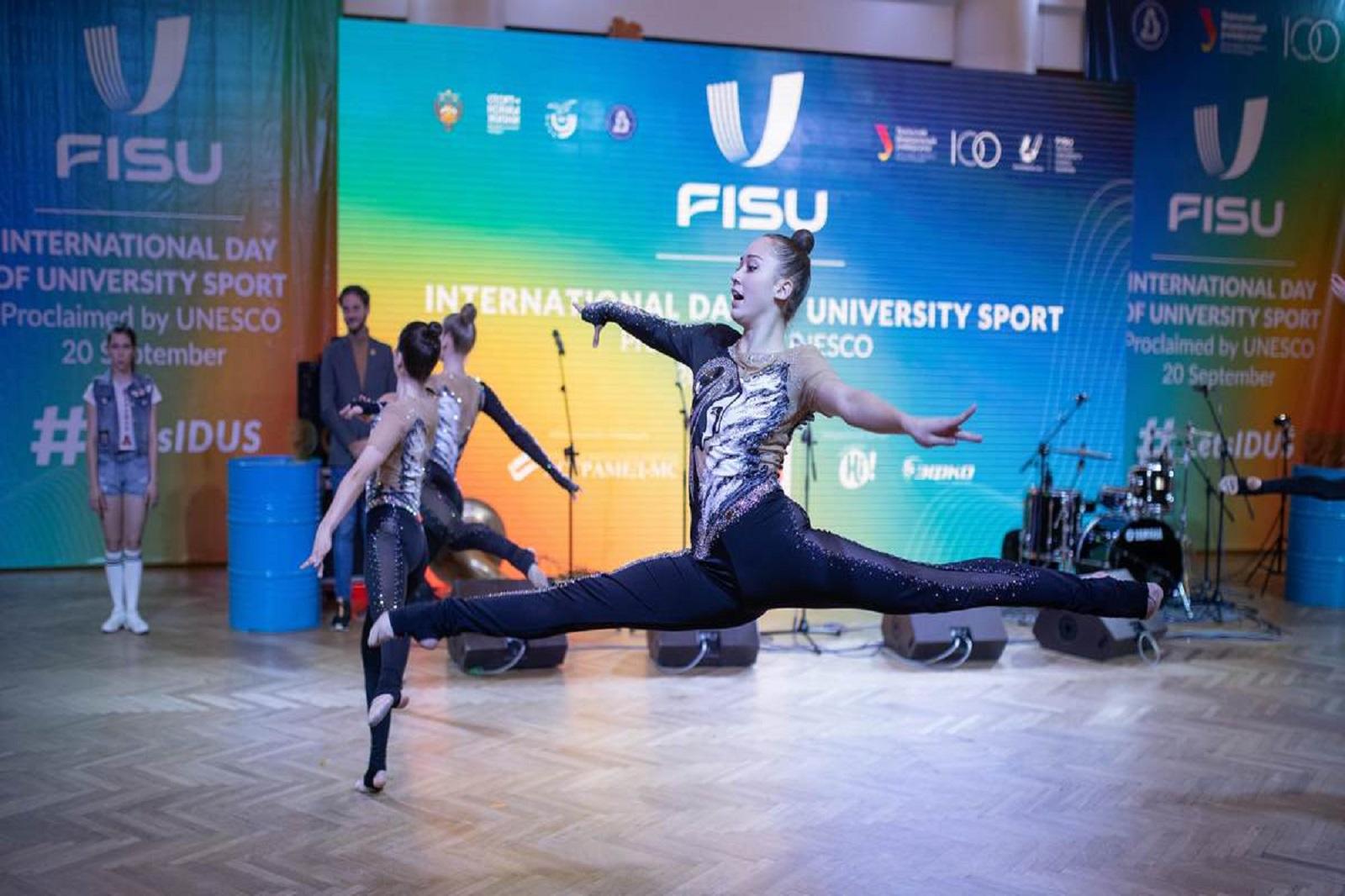 2.5万人参加了大学生运动会插图-小狮座俄罗斯留学