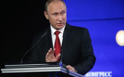 俄总统普京瓦尔代会议上痛斥西方资本主义模式已油尽灯枯!缩略图