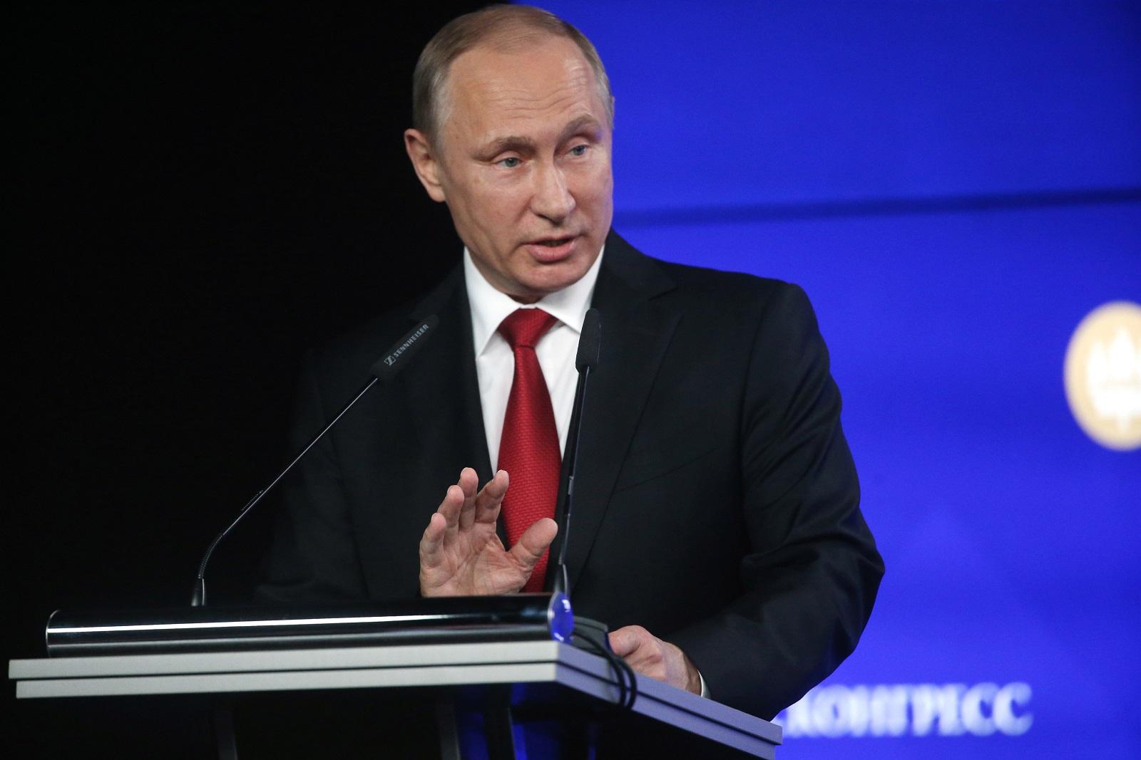 俄总统普京瓦尔代会议上痛斥西方资本主义模式已油尽灯枯!