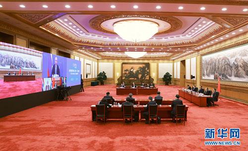 习近平出席金砖国家领导人第十二次会晤并发表重要讲话 – 俄罗斯新闻插图1-小狮座俄罗斯留学