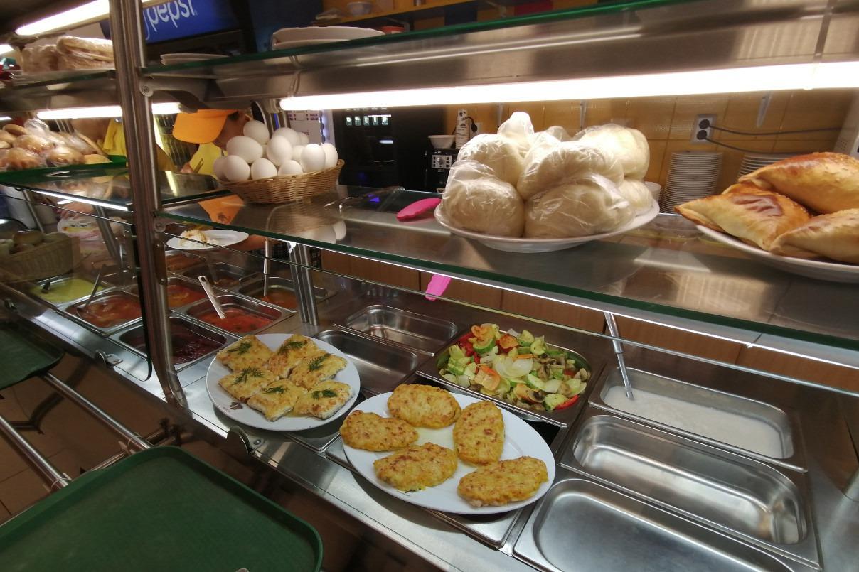 叶卡捷琳堡中国市场的家和餐厅吃中餐|俄罗斯留学