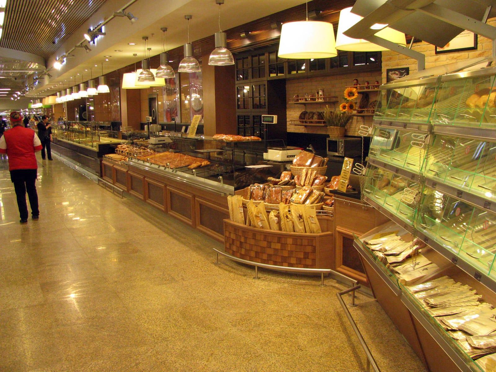 俄罗斯超市面包|大列巴|俄罗斯留学物价|俄罗斯超市物价|俄罗斯留学