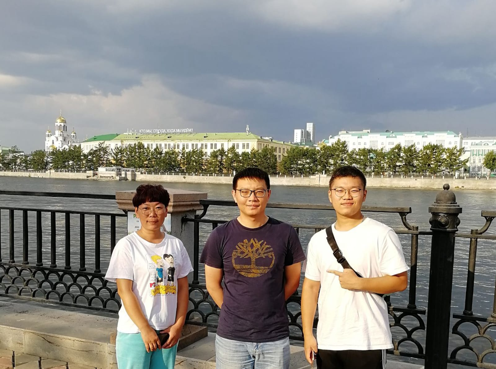 学生俄罗斯留学|家长陪同考察