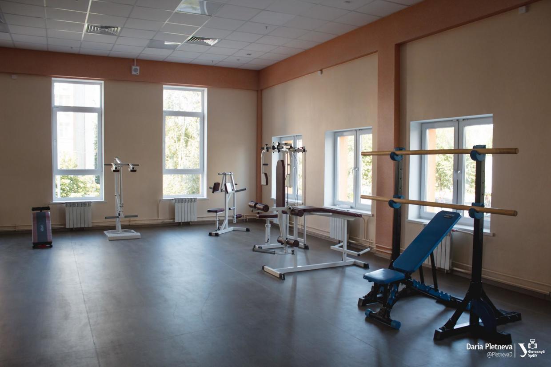 乌拉尔联邦大学宿舍健身房|俄罗斯大学|俄罗斯大学介绍|俄罗斯留学