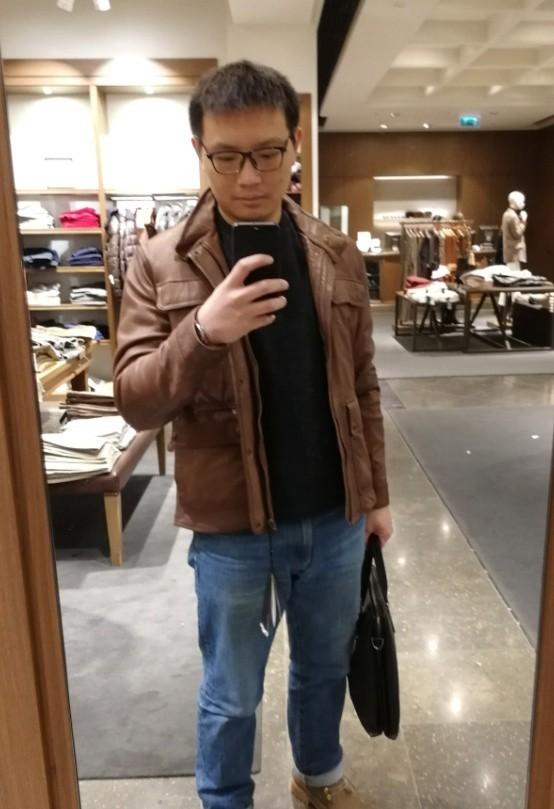 Massimo Dutti买衣服 гринвич商场 俄罗斯留学的真实生活 俄罗斯留学 俄罗斯的生活 留学生活