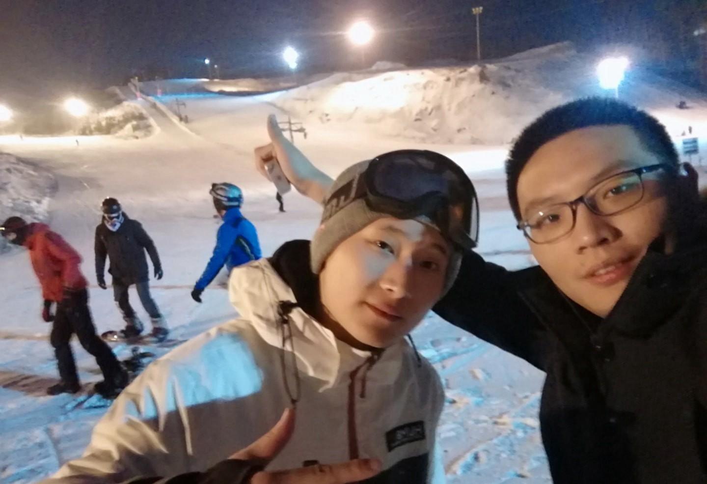 在俄罗斯滑雪 俄罗斯留学生活 俄罗斯留学 俄罗斯生活