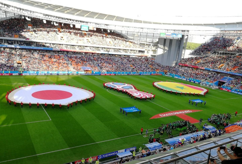俄罗斯世界杯 日本-塞内加尔 俄罗斯留学生活 俄罗斯留学 俄罗斯生活