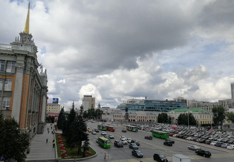叶卡捷琳堡市中心 俄罗斯留学生活 俄罗斯留学 俄罗斯生活