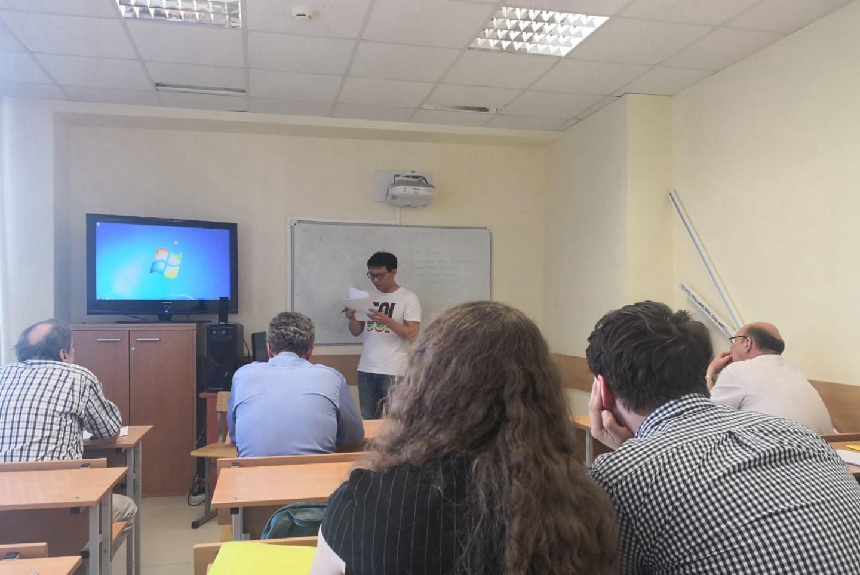 乌拉尔联邦大学 数学专业 论文答辩 俄罗斯留学生活 俄罗斯留学 俄罗斯生活