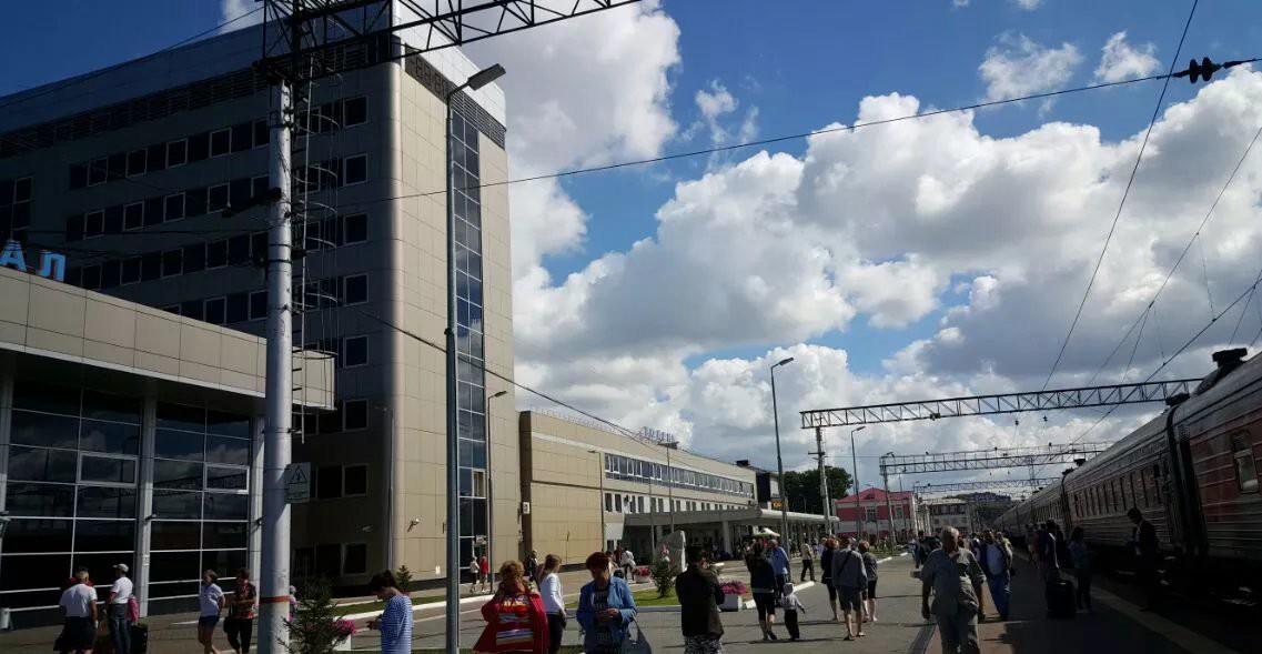 秋明火车站 俄罗斯留学生活 俄罗斯留学 俄罗斯生活