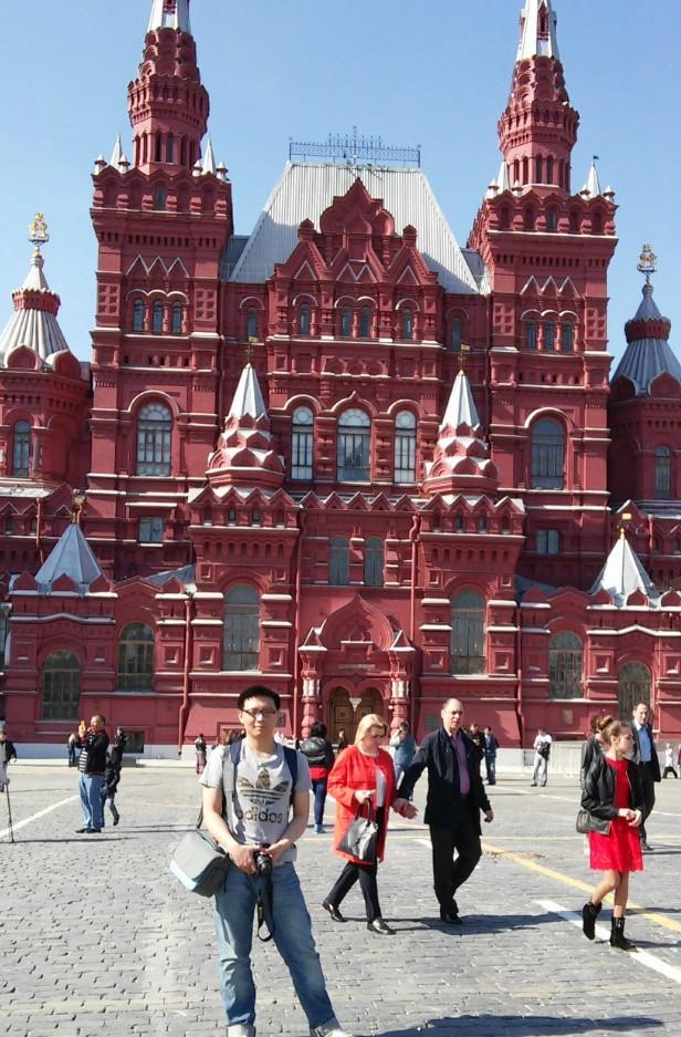 莫斯科红场 俄罗斯留学生活 俄罗斯留学 俄罗斯生活