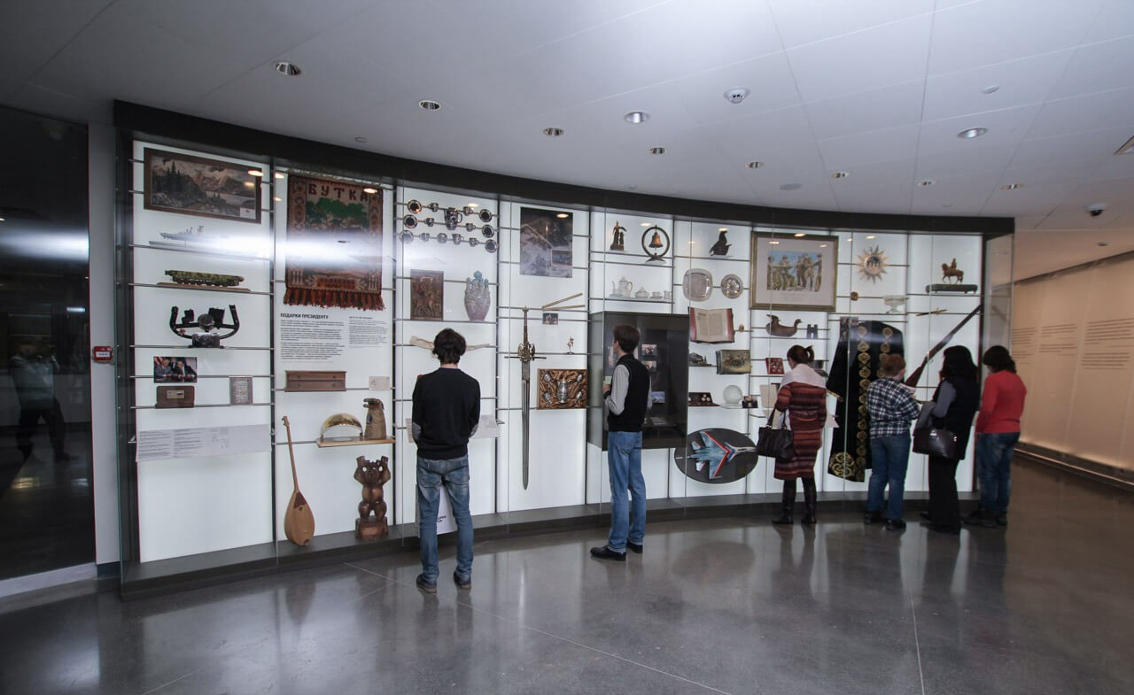 叶利钦博物馆 俄罗斯留学生活 俄罗斯留学 俄罗斯生活 叶卡捷琳堡