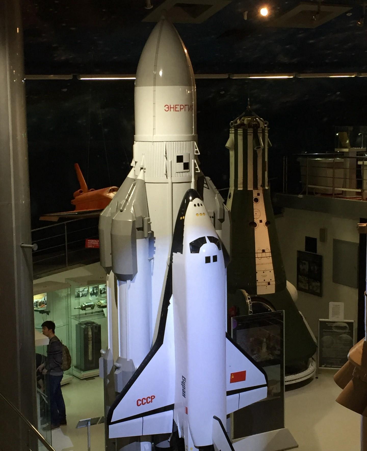 莫斯科航天博物馆 俄罗斯军事 莫斯科 俄罗斯留学