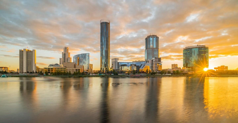 叶卡捷琳堡市 市中心 俄罗斯照片 俄罗斯城市