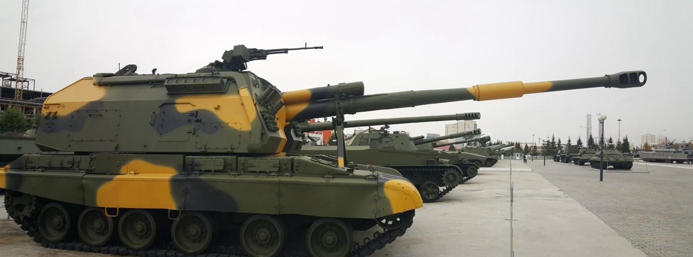 乌拉尔军事博物馆 俄罗斯城市 俄罗斯留学