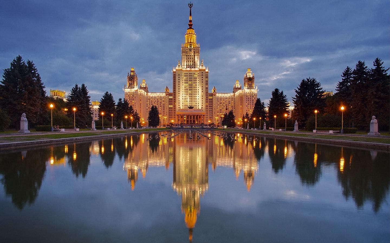 莫斯科大学 俄罗斯大学 俄罗斯留学 俄罗斯城市介绍 莫斯科