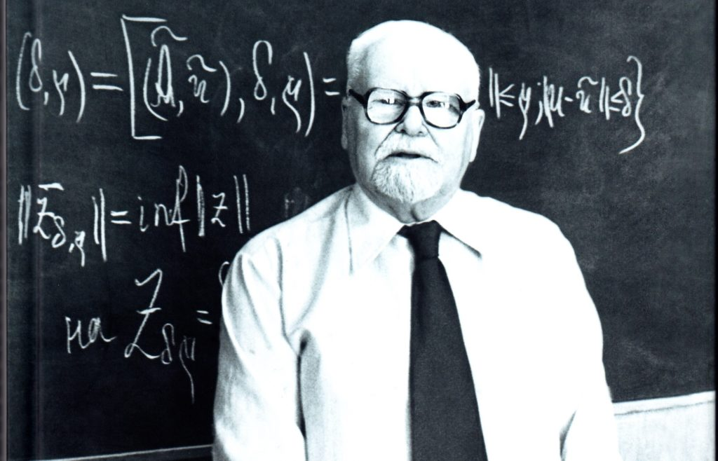 数学家吉洪诺夫|莫斯科大学数学力学系|俄罗斯留学|莫斯科大学